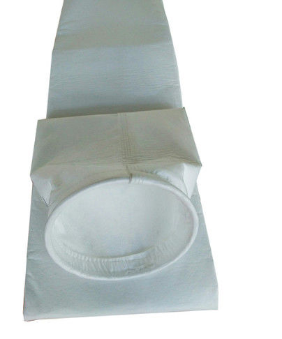 Sewing Process Method Dust Filter Bag With Good Anti - Alkali Resistance